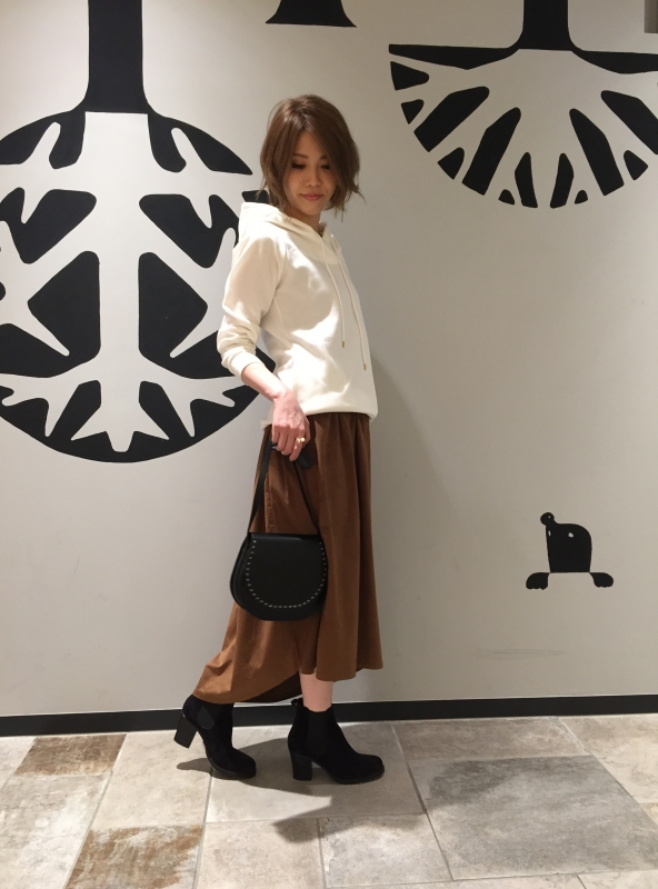 ☆...fake suede skirt ...☆