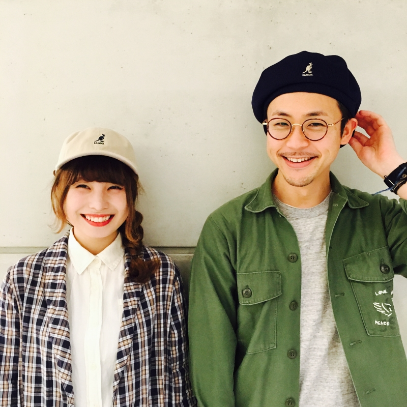 KANGOL DAY! 10%OFF ☆