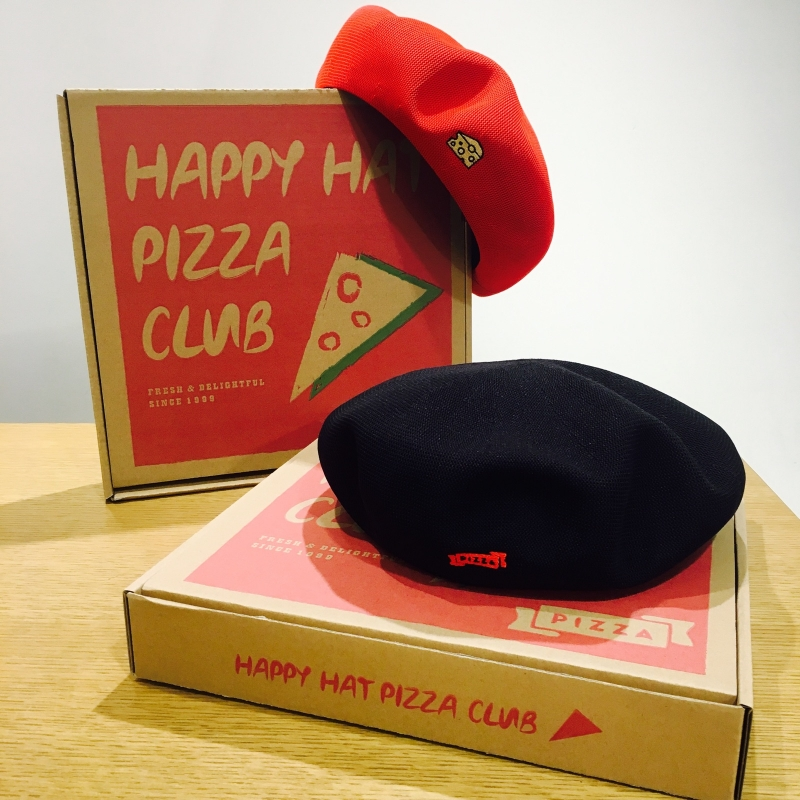 HAPPY HAT PIZZA CLUB