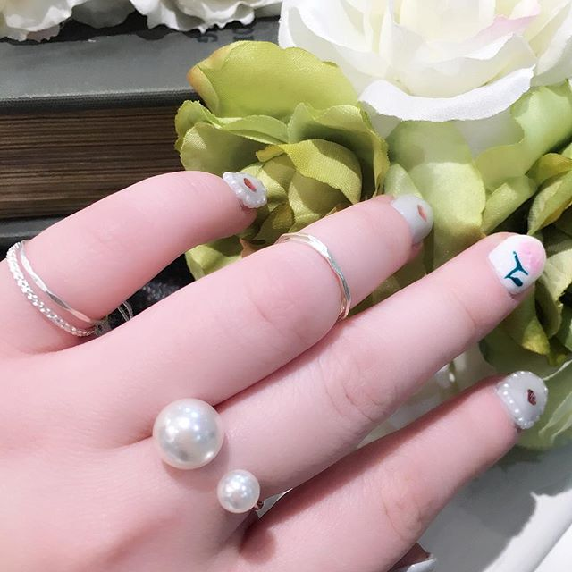 PEARL RING☆☆