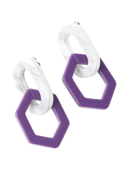 LINKED EARRING