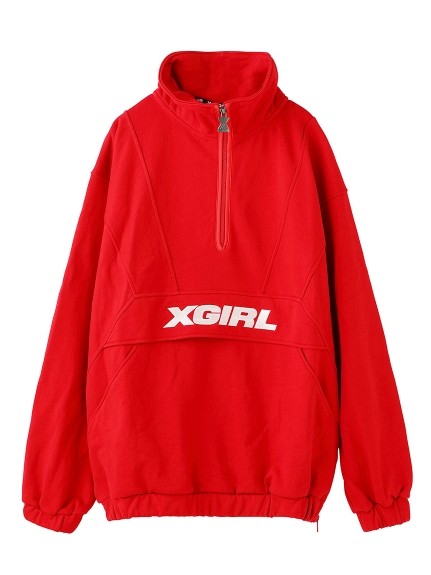 ANORAK SWEAT TOP