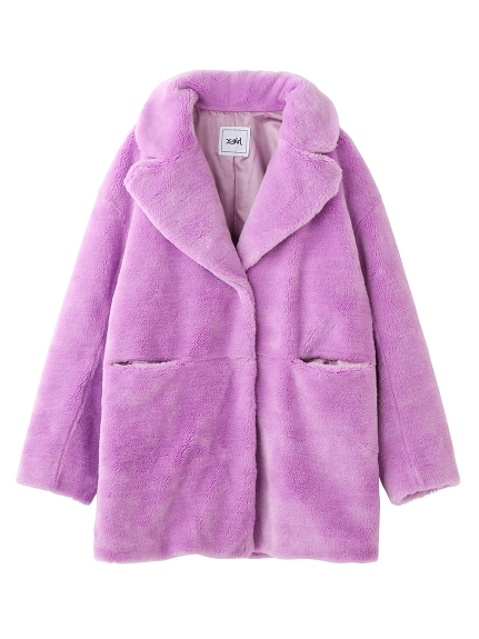 JUICY FUR COAT