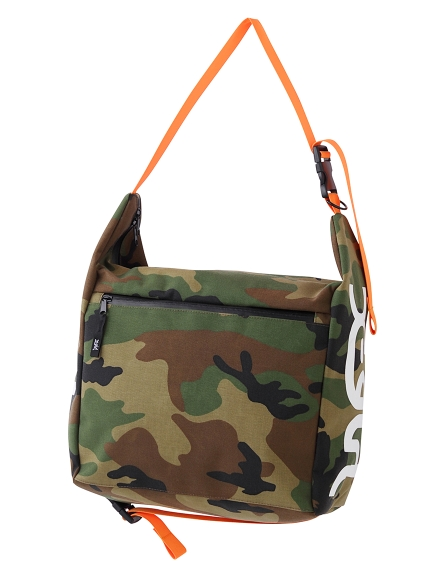 SIDE LOGO SHOULDER BAG