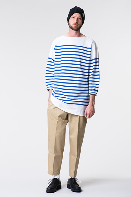 "ORCIVAL french sailor T-shirt ""BIG SIZE"""