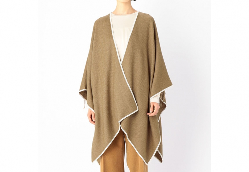 「Be ALPACA」alpaca cape