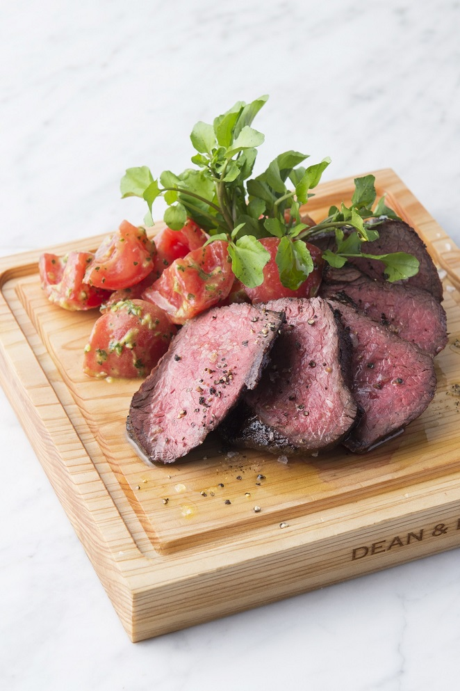 DEAN & DELUCA  【 Eat Meat! 熊本あか牛をかっ喰らう!!】