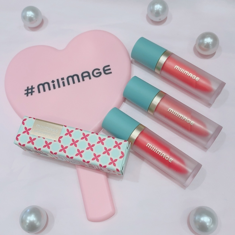 milimage 新色リップ