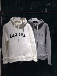 ☆3dots裏毛three parka sweat☆